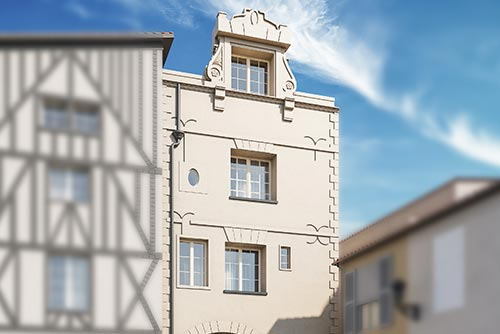 Investissement immobilier loi Malraux à La Rochelle