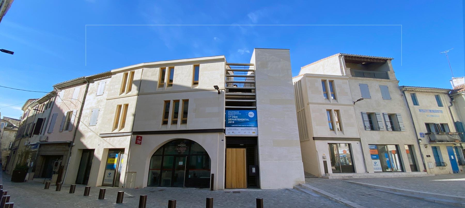 Malraux Gard Arles Nîmes